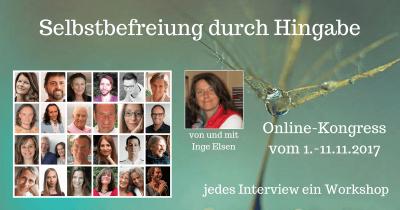 Diana Hellers Selbstbefreiung durch Hingabe