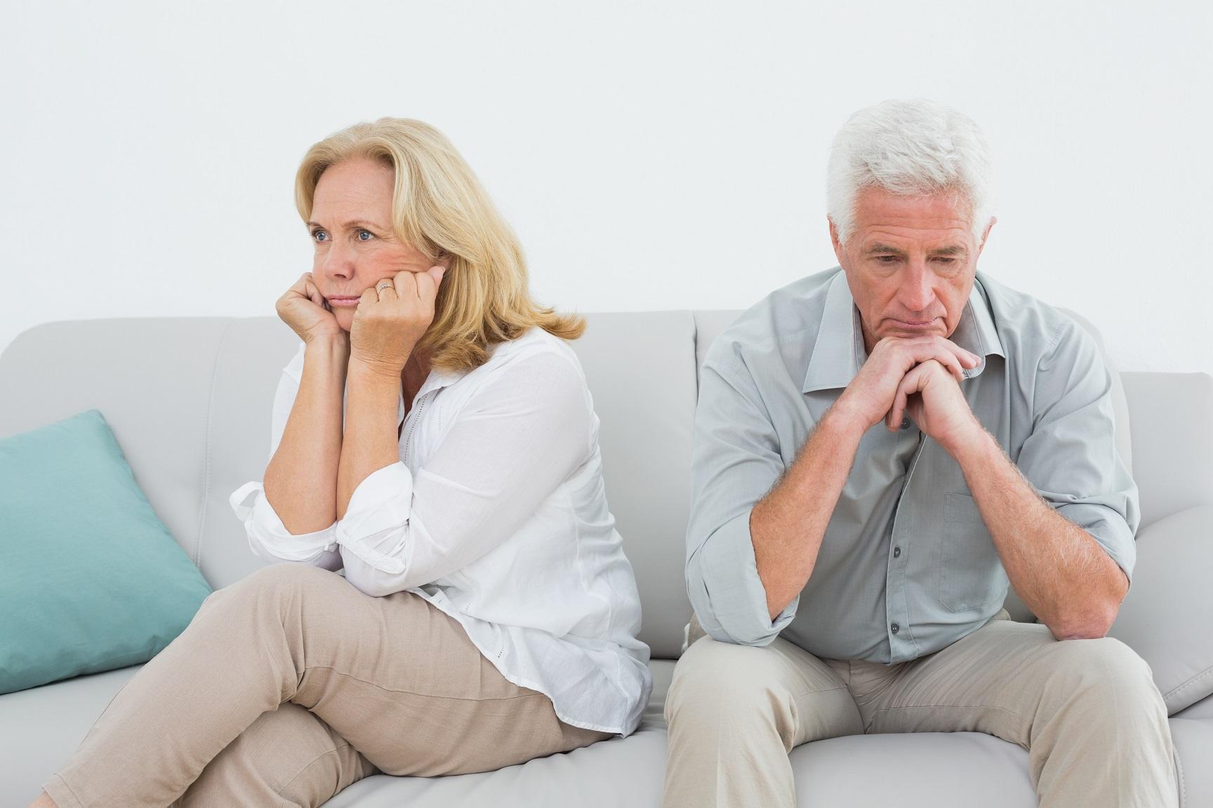 Mein Mann schafft Distanz in unserer Beziehung