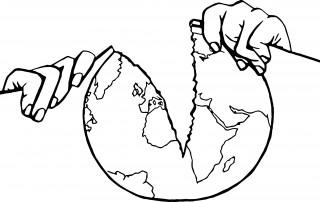 Hass auf die Welt